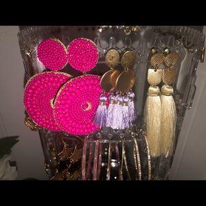 Francesca's earrings!